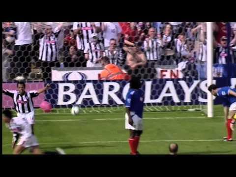 WBA 2 Portsmouth 0 2005