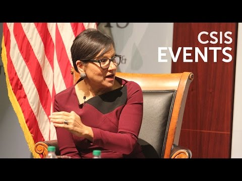 Free Trade, Innovation, Technology, and Jobs: A Conversation with Commerce Secretary Penny Pritzker