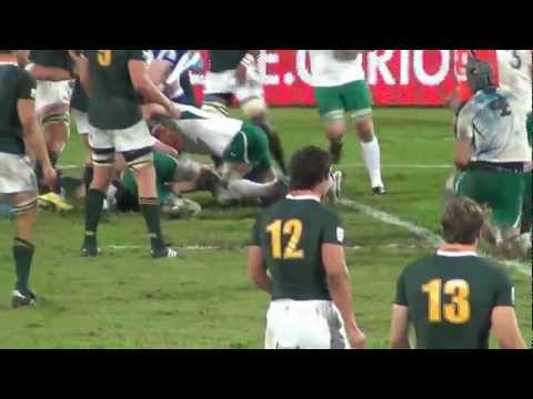 south africa junior rugby world cup 2012 video 13