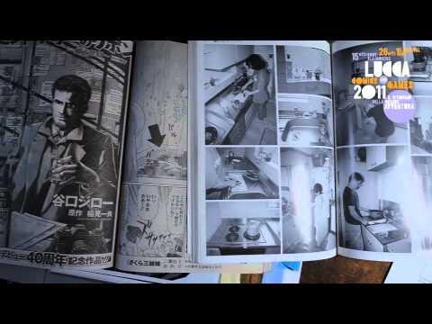 [Lucca C&G] Jiro Taniguchi,l'uomo che racconta