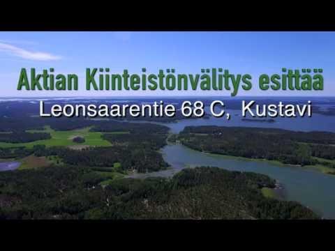 Leonsaarentie 68 C, 23360 Kustavi
