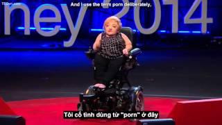 TED Vietsub Stella Young  Tôi không phải người truyền cảm hứng  Cảm ơn   YouTube