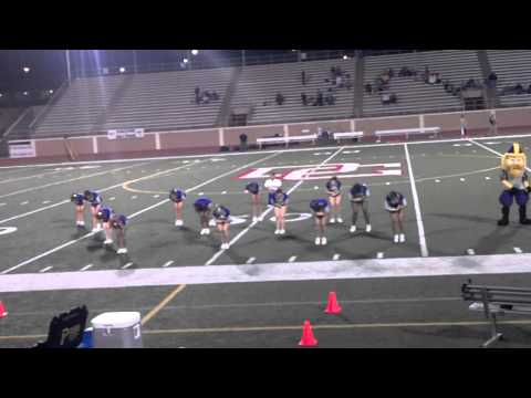 2012 Homecoming Cheer Routine Dodge City Community College