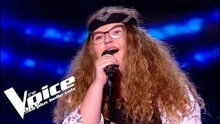 Tom Walker - Leave A Light On | Camille | The Voice 2019 | Blind Audition