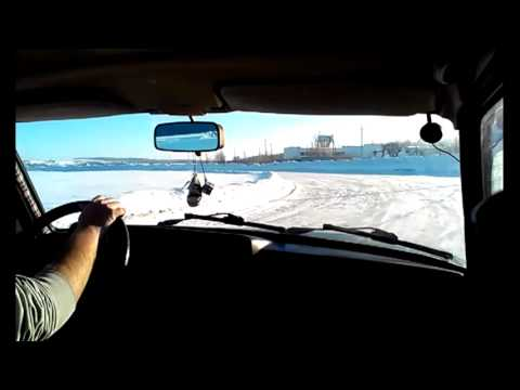 Ралли-спринт Рязань OZON Ice Track 26.01.2013