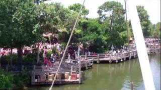 Liberty Belle Riverboat POV 2011 HD - Magic Kingdom - Walt Disney World