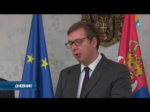 Vučić: Kosovo ključno pitanje za ulazak u EU