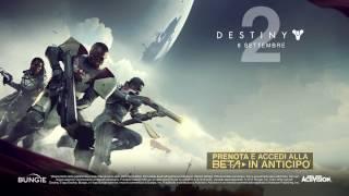 Destiny 2 Trailer di presentazione mondiale Raduna le truppe  ITA HD
