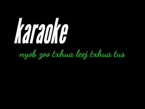 Thov kj lawv hlub kj li.. (karaoke) yeej lis thumbnail