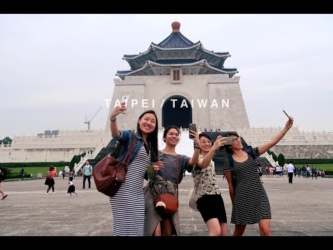 Taipei / Taiwan | VLOG #3 | The Real Wei