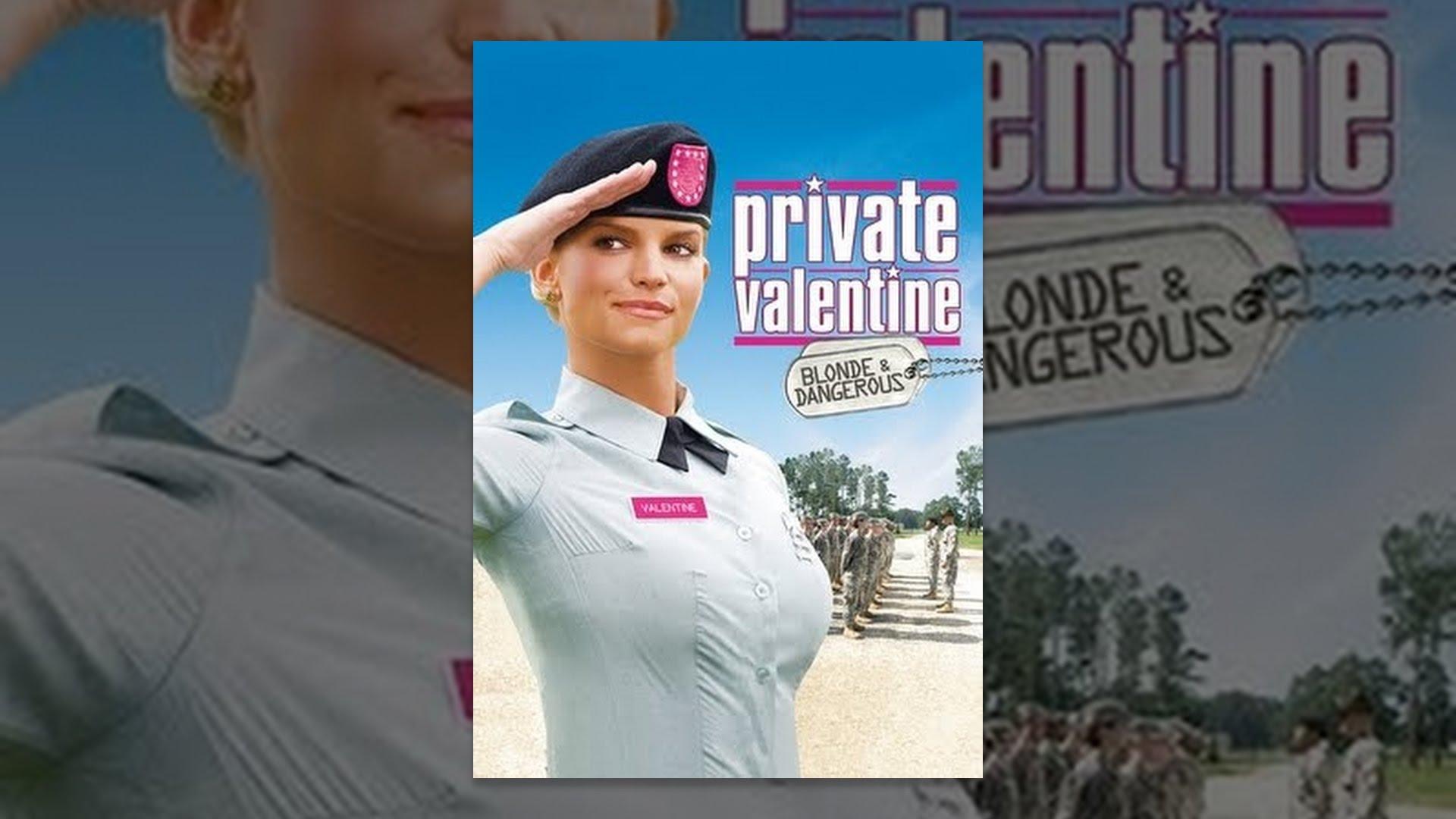 Private valentine cast