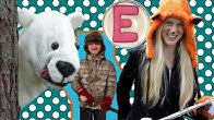 Písmeno E | Rozprávková abeceda | Pesničky pre deti s angličtinou