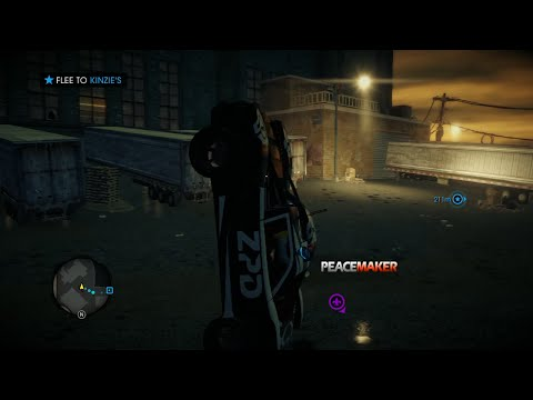 Saints Row IV Is A Very Glitchy Game |