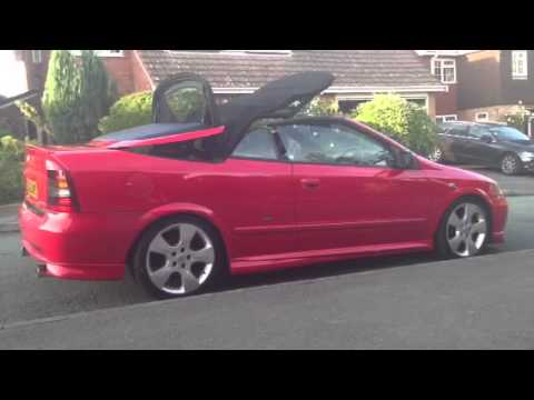 Astra Convertible Roof Youtube