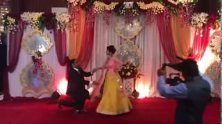 Ban Ja Tu Meri Rani  / v.michael dance studio/wedding choreography