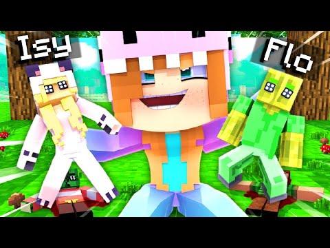 ISY & FLO SPIELEN 1 TAG als PUPPEN?! - Minecraft WOLF 2