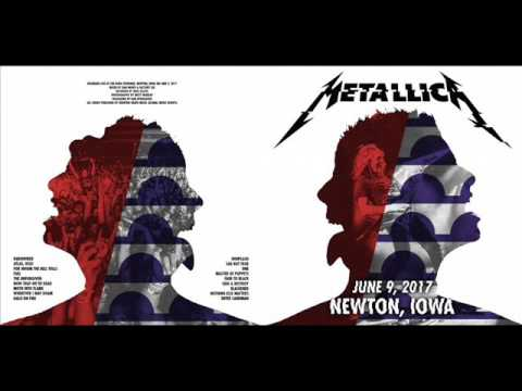 Metallica: Live in Newton, Iowa - June 9, 2017 [FULL CONCERT/HD AUDIO-LIVEMET]