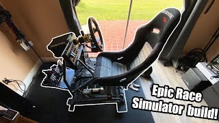 homepage tile video photo for Rebuilding My Entire Racing Simulator With The Newest Hardware. Will It Be Any Better?
