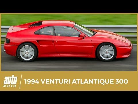 1994 Venturi Atlantique 300 [ESSAI OCCASION] : vent d'ouest (cote, fiabilité, avis)