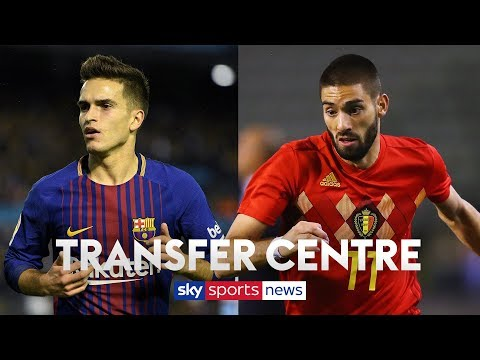 Arsenal sign Denis Suarez - will they sign Yannick Carrasco too?! |  Transfer Centre