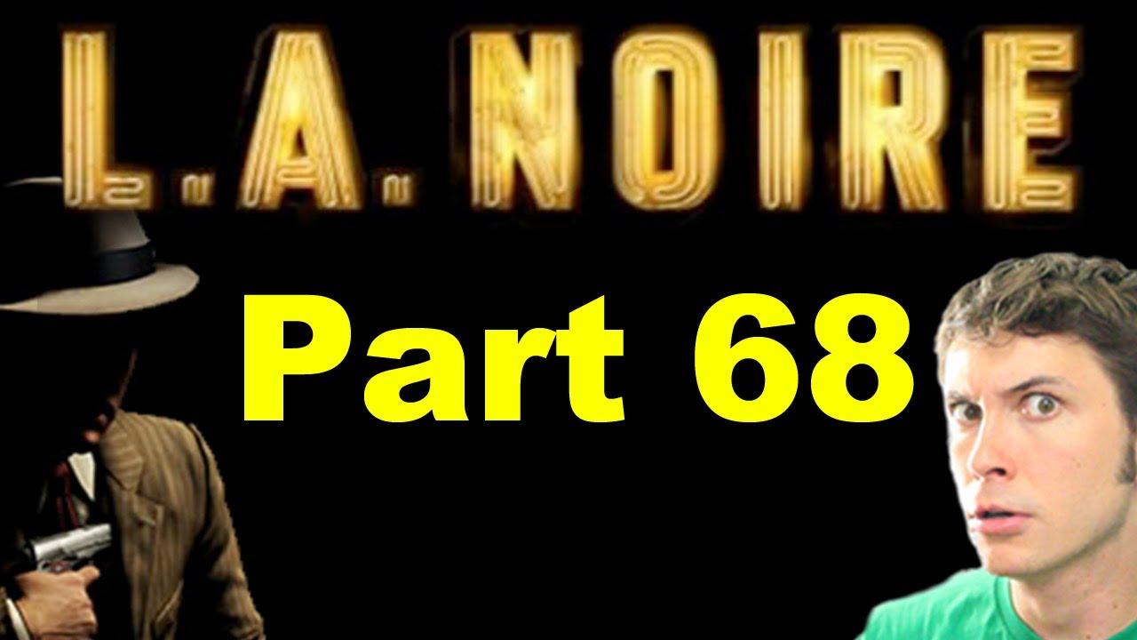 la noire - black dahlia - part 68 - youtube