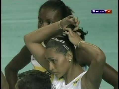 World Grand Prix 2006: Brazil x Cuba
