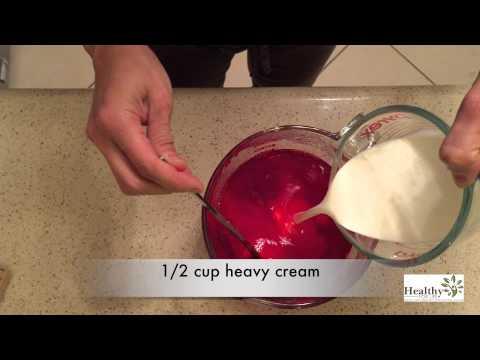Creamy Finger Jello
