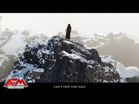 RHAPSODY OF FIRE - I'll Be Your Hero (2021) // Official Lyric Video // AFM Records