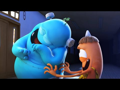 Spookiz | Cosquillas | Zombie Cartoon | Videos para niños | WildBrain