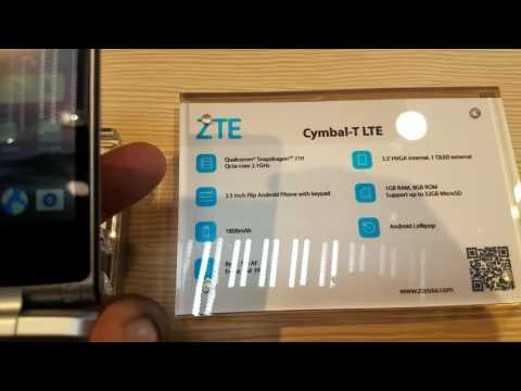 zte-cymbal-t-lte-ces-2017-hands-on!-[android-flip-phone]