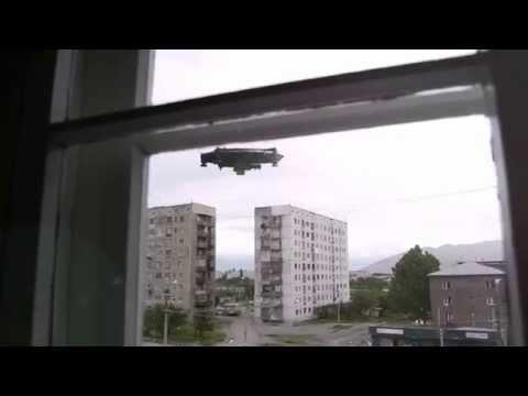 თბილისში მფრინავი თეფში დაფიქსირდა