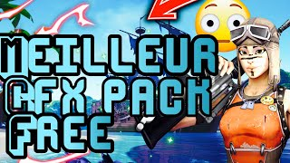 LE MEILLEUR GFX PACK FORTNITE ! (Zefus gfx pack)