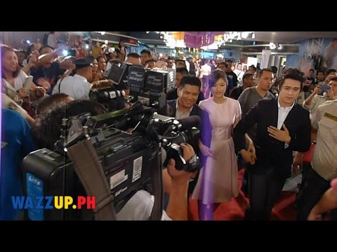 Part 2 Just The Way You Are Movie Grand Premiere Night with Liza Soberano Enrique Gil