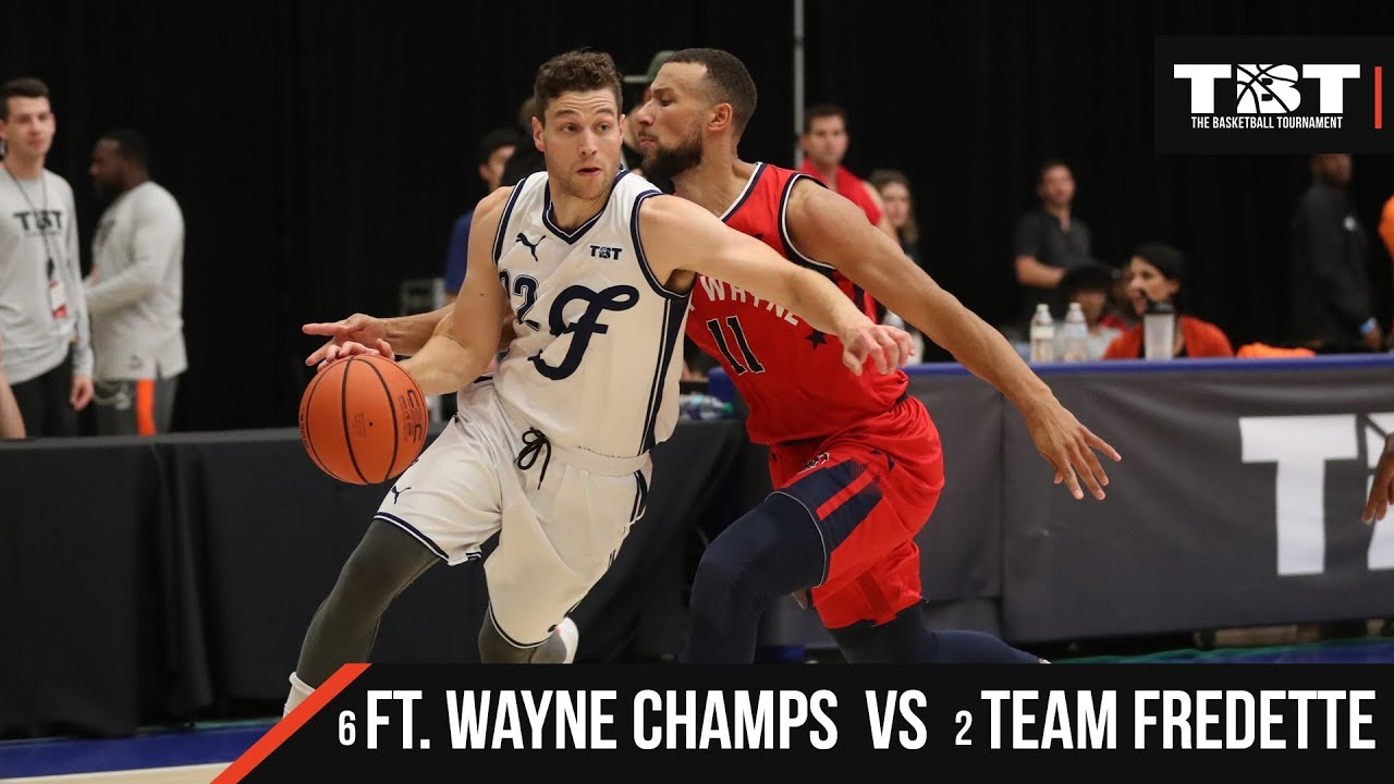 8f231db5bed Breaking down Jimmer Fredette's 41-point performance in Team Fredette's big  win (video) – JMoneySports