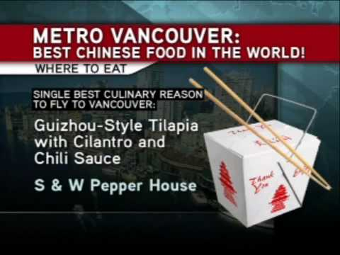 Vancouver-Best Chinese Food in World