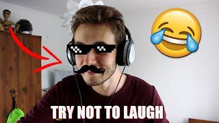 TRY NOT TO LAUGH CHALLANGE!