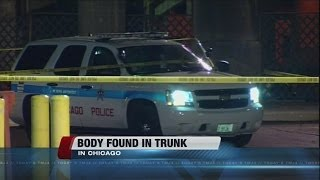 Wisconsin woman found dead in car trunk in Chicago
