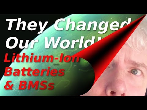 Lithium-ion Batteries & Battery Management Systems