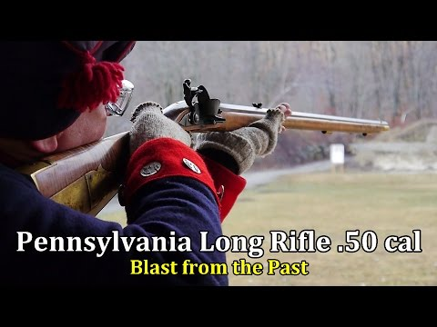Pennsylvania Long Rifle .50 cal | Blast from the Past