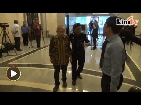 Ishak Tadin saksi terakhir hadir ke RCI Forex
