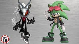 Top 10 Fastest Sonic Villains