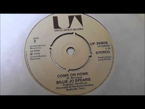 Billie Jo Spears - Come On Home - 1975 - 45 RPM