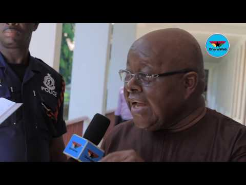 We won't accept homosexuality – Prof. Mike Oquaye