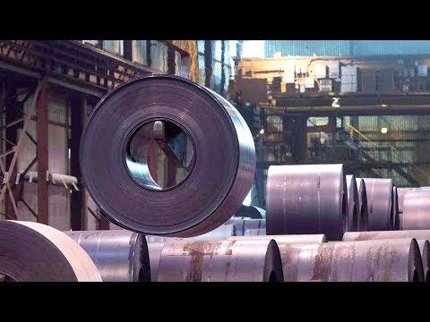 Canada retaliates against U.S. steel and aluminum tariffs