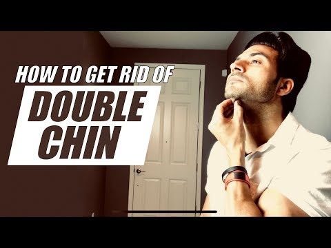 How to get rid of DOUBLE CHIN | Info by Guru Mann