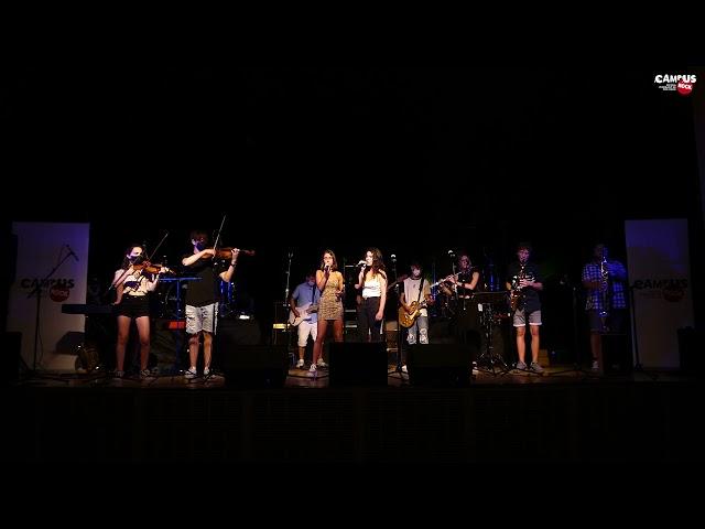 Mamma Mia - Campus Rock Prades. Concert Final
