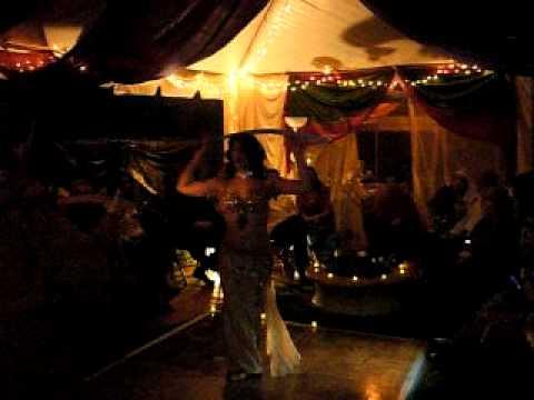 Denise Arias / Sword performance