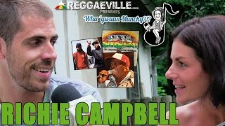 Richie Campbell @ Wha' Gwaan Munchy?!? #24 [August 2015]