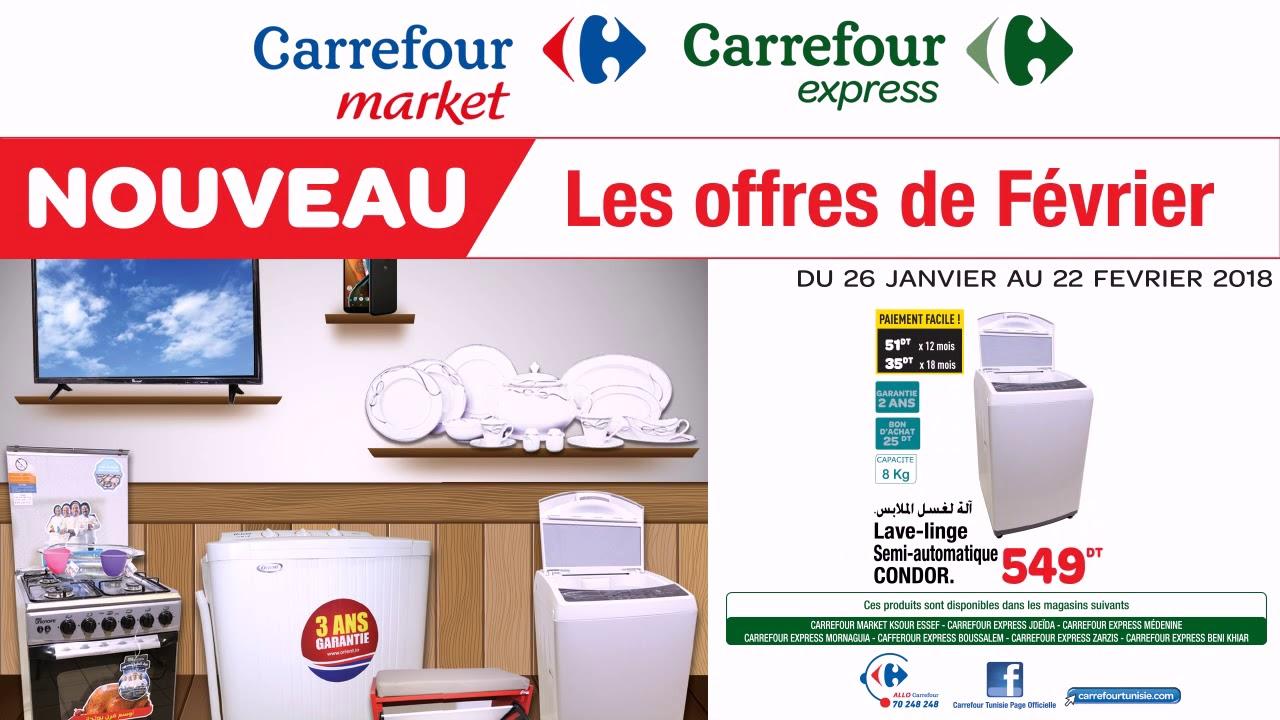 Vente Sur Commande A Carrefour Market Et Express Youtube