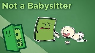 Not a Babysitter - Why Parents Should Play Games with their Kids - Extra Credits